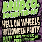 Hell on Wheels Halloween Party